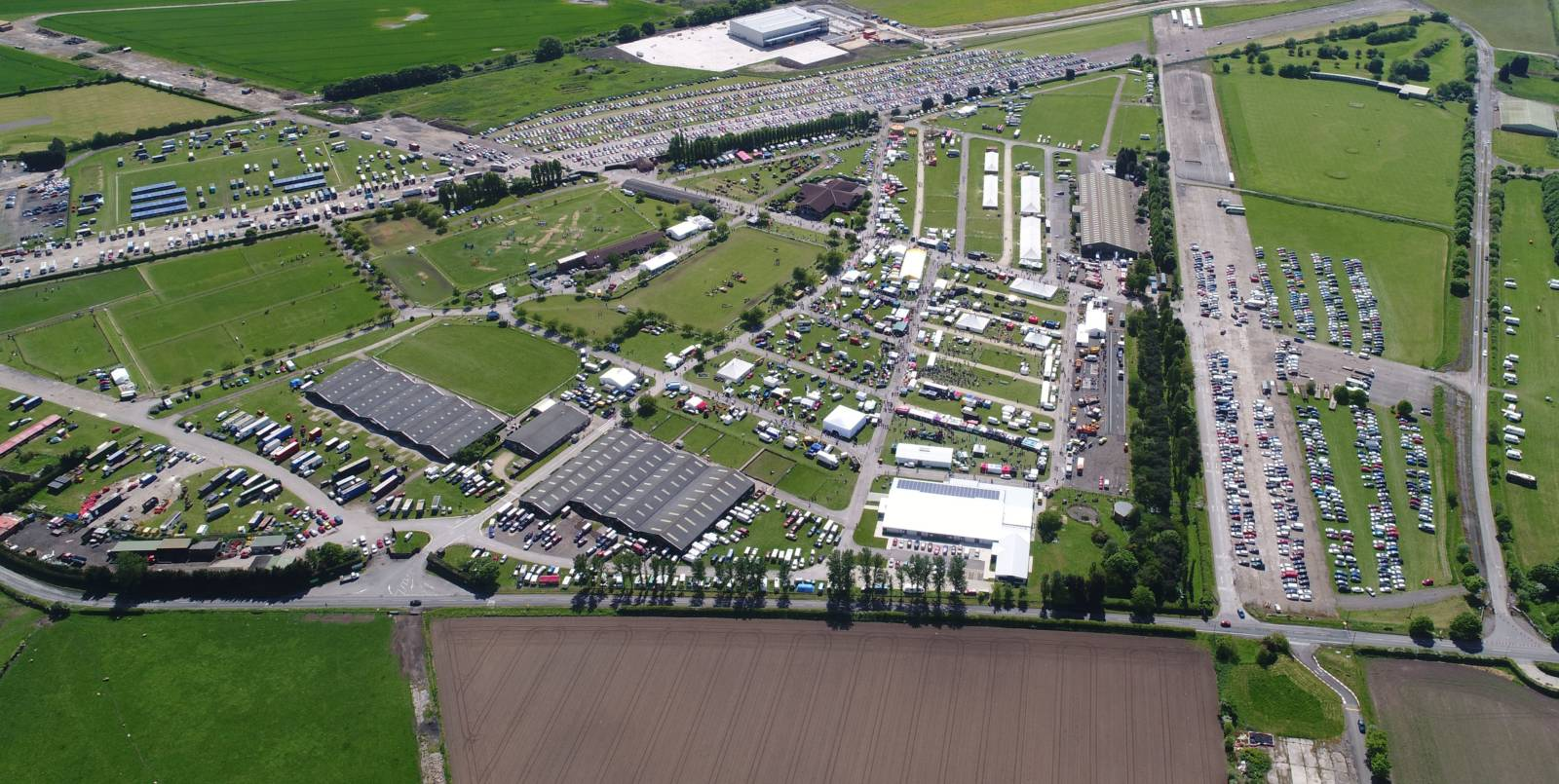 The Life of a Showground