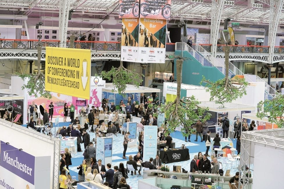 Behind the Curtain at Confex 2019