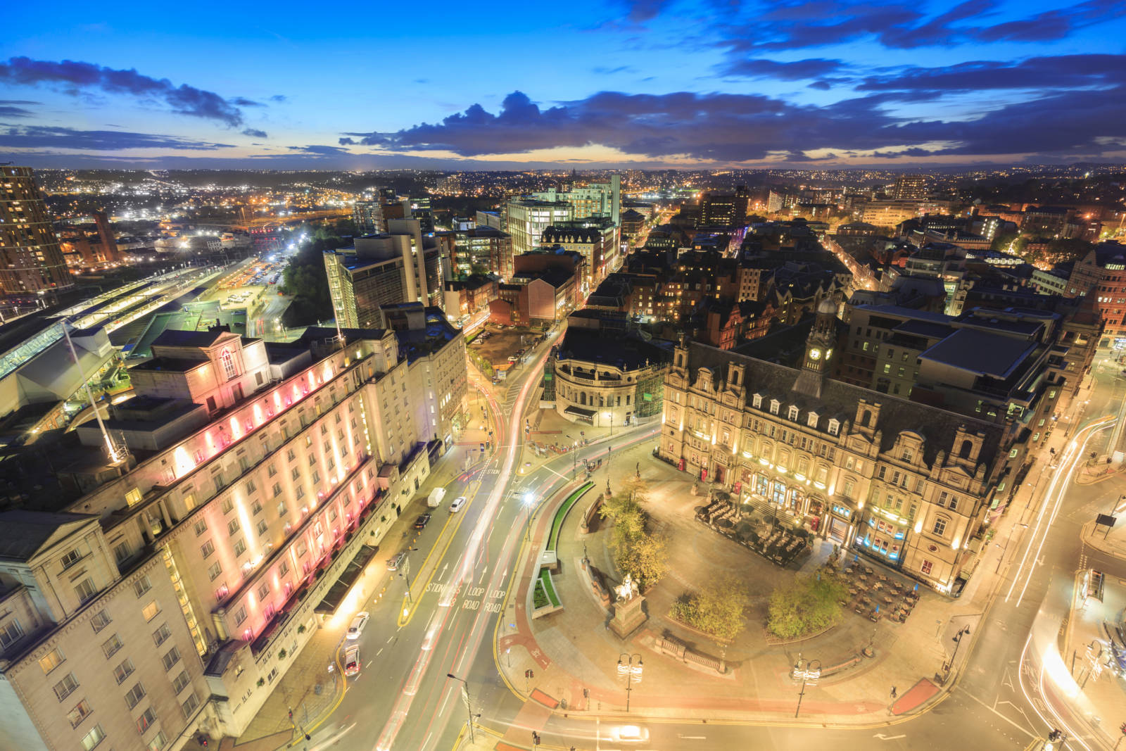 Plans for New Leeds City Centre Hotel Approved