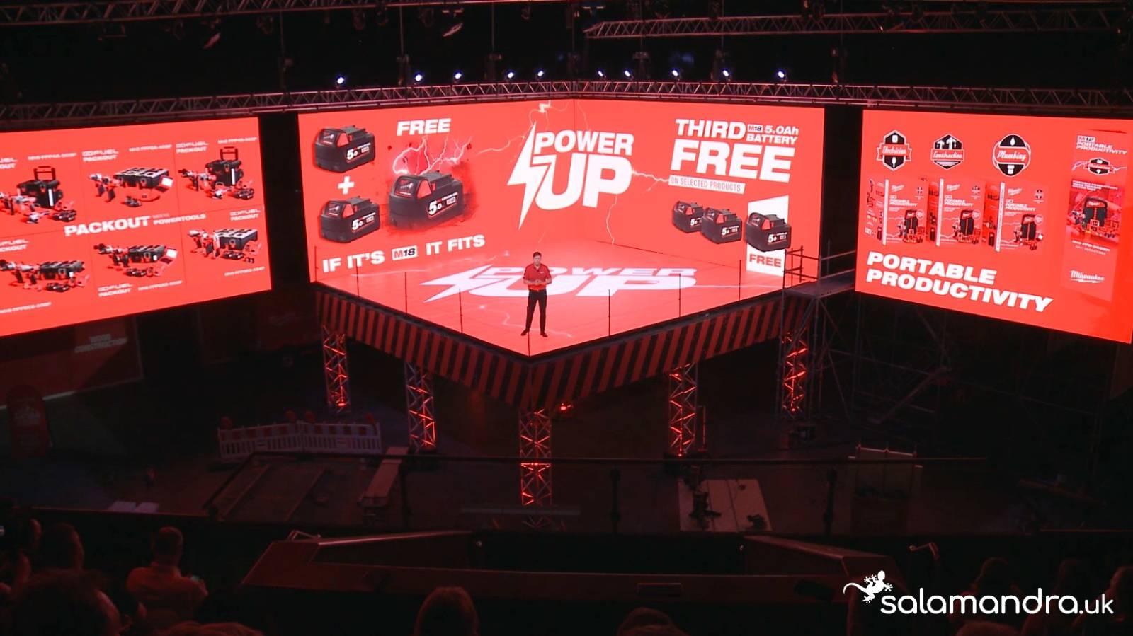 Bring Virtual Reality Presentations to Your Conference