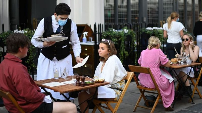New Jobs in UK Hospitality Sector 'Non Existent'.